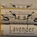 dr. prescott's organic lavender lip balm